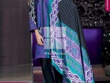 Summer lawn Dresses with TRENCIA SATIN SILK Collection4