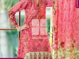 Summer lawn Dresses with TRENCIA SATIN SILK Collection7