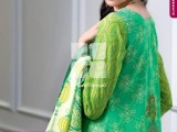 Summer lawn Dresses with TRENCIA SATIN SILK Collection9