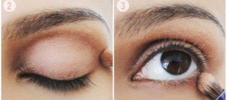 how to apply shadow step by step 3