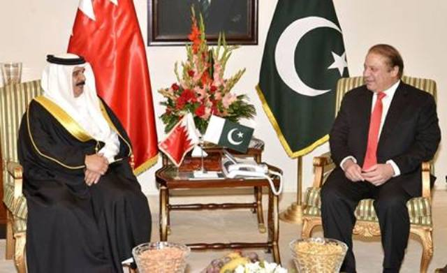 Pakistan Bahrain Sign six Agreements to Boost Bilateral relationship