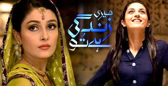 Meri Zindagi Hai Tu Last Episode 24 - 7th March 2014