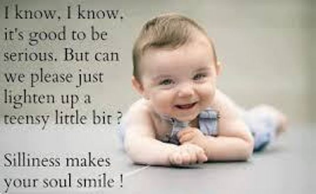 Baby Funny poetry