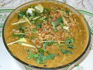 Haleem Recipe - Making haleem urdu tutorial