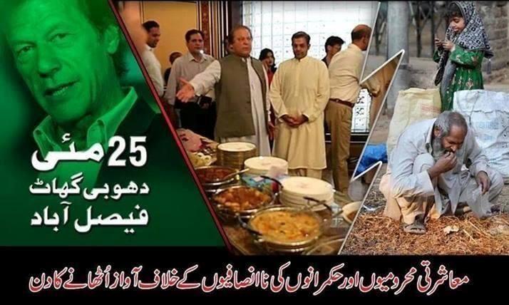 Live PTI Faisalabad Jalsa updates