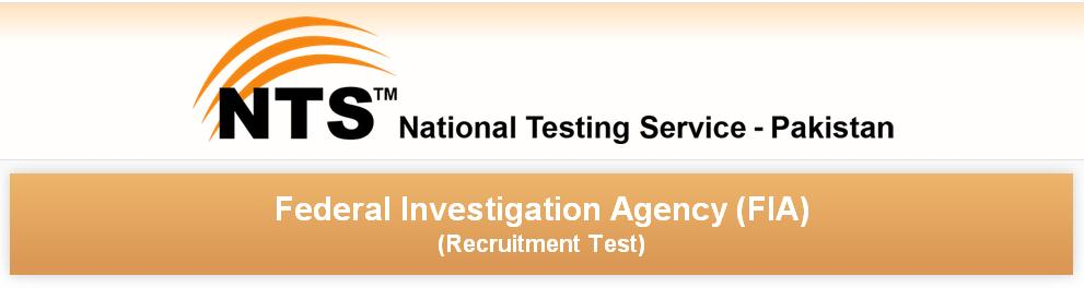 FIA Jobs 2014 Recruitment Test Date Application Form Download