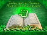 Ramadan Mubarak HD Wallpapers & Pictures 2014