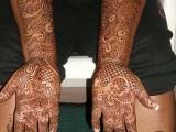 Bridal mehndi designs for hands 2015