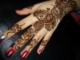 Latest Pakistani Eid Mehndi Designs best Images