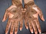 2014 New Arabic & indian Eid Mehndi Designs For Girl