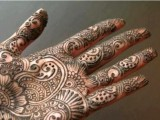eid Arabic mehndi Designs 2014