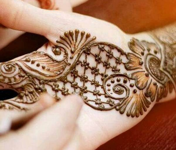 Mehndi Designs 2014 for eid