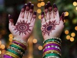 chand Raat Mehndi Desigsn Fashion