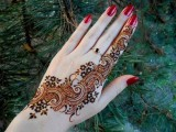 Mehndi Designs Art 2014