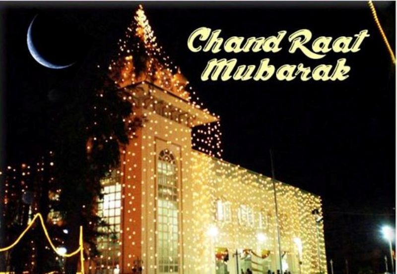 chand raat mubarak islamic pictures