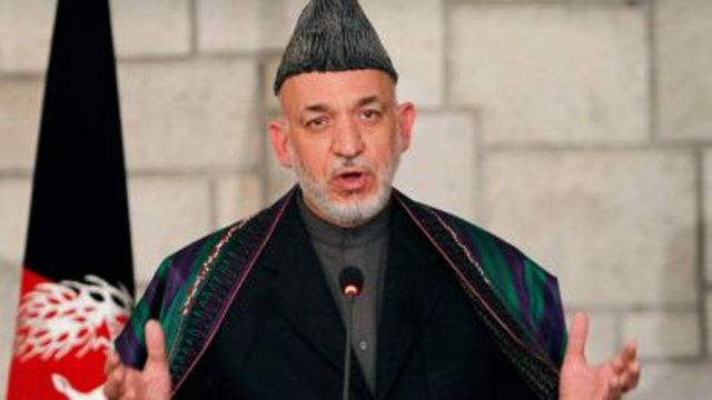 Afghan President Karzai Cousin killed in Kandahar