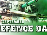 6th September Defence Day 2014 facebook covers