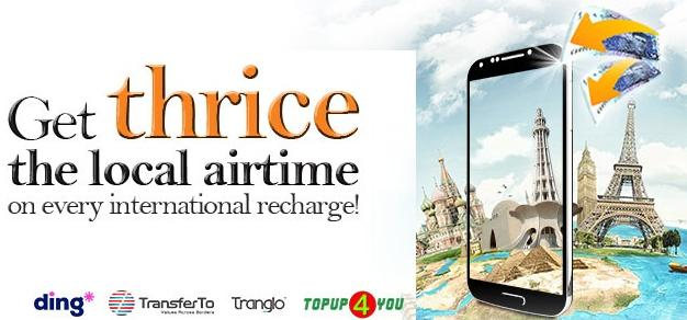 ufone international Free air time