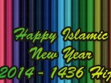 Happy New Islamic Year 1436 Hijri Wallpapers