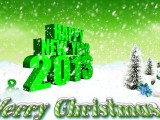 happy new year 2015 merry christmas