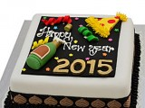 Images for happy new year cake