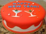 Cake Design - Christmas, New Years, Winter.