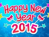 Happy new year 2015 greetings