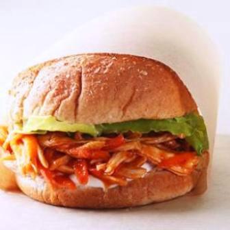 Barbecue Chicken Sandwich Recipe