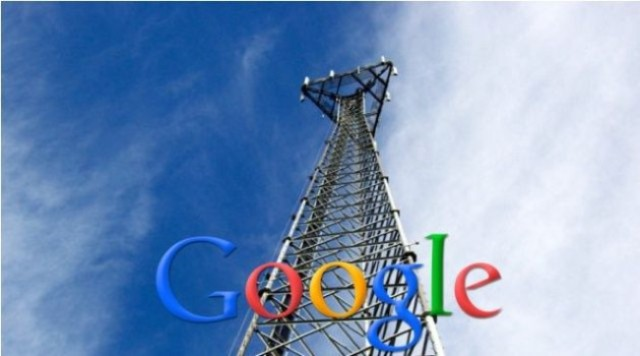 Google wireless Cellular Service for Cell phone