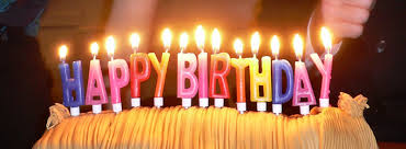 Happy Birthday English SMS Messages