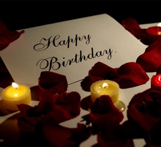 happy Birthday Poetry sms Wishes