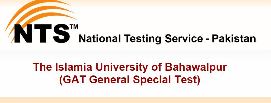 GAT special nts test  date