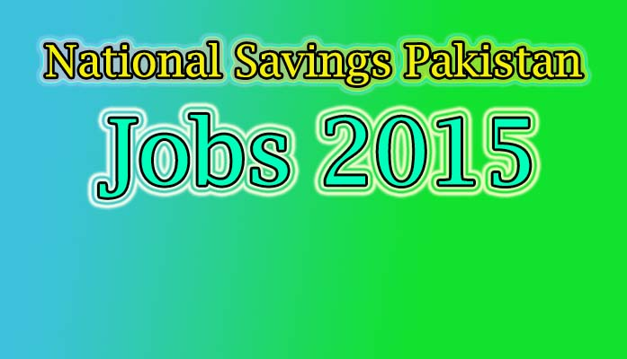 National Savings Jobs 2015