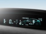 Eco Sound monitoring System of Prius toyota 2015 model