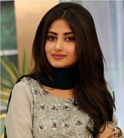 Sajal Ali lovely pics
