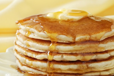 Easy pancake recipe