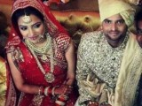 Suresh Raina and Priyanka Chaudhary Wedding Photos
