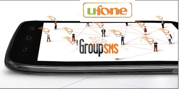 Ufone Group Sms offer detail