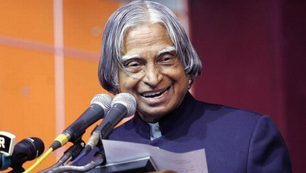 Former Indian president Abdul Kalam passes away