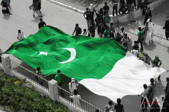 pakistani flag picture images