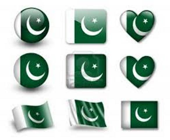pakistan flag hd cover