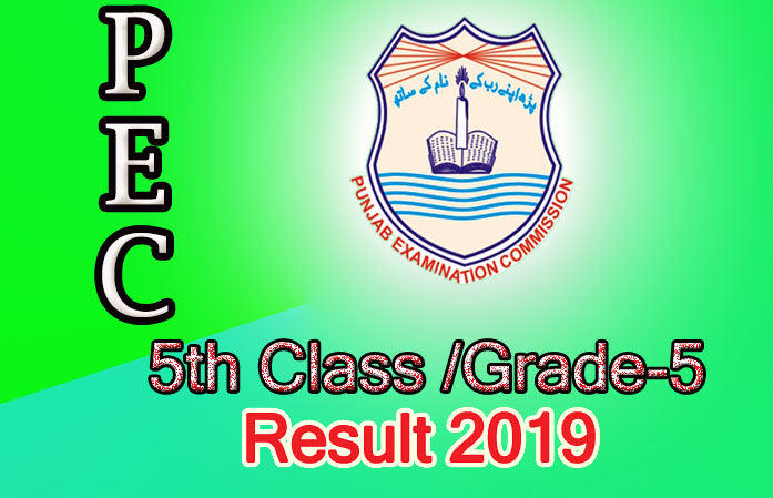 Class-5 result 2020