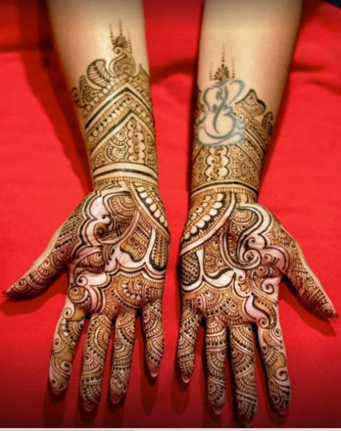 Eid Mehandi Designs Latest Special Collection