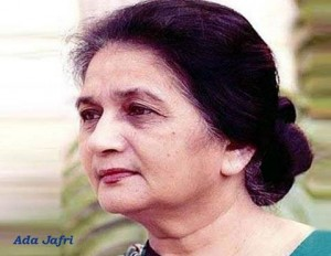Ada Jafri  death anniversary  is being observed today