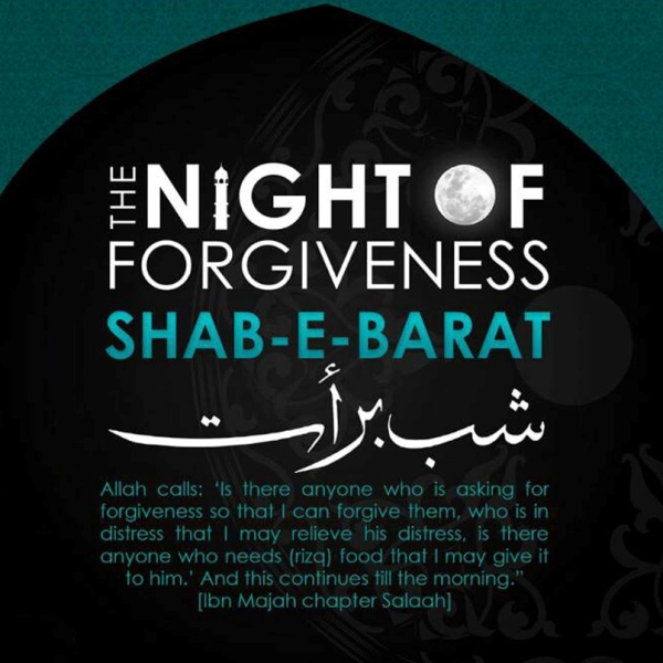 Beautiful Shab-e-Barat Mubarak Islamic Wallpapers 2016