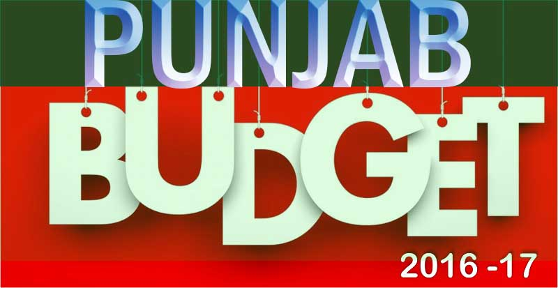 highlights salary increase Punjab budget 2016-17
