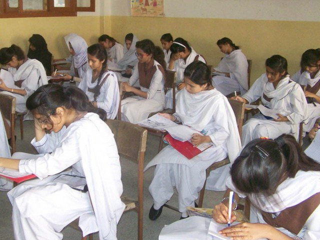 SSC Part 1 result of 9th Class