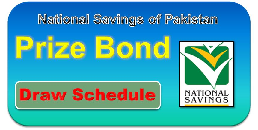 Prize bond schedule Draw results 2020