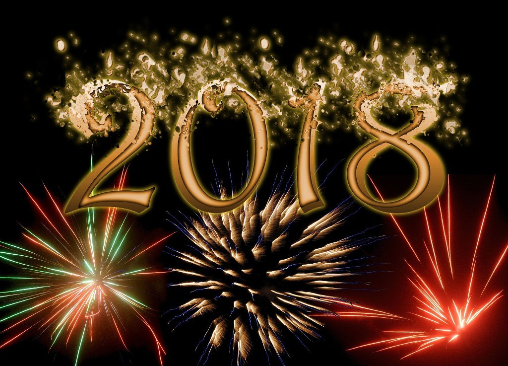 happy new year 2018 pic hd 100 Happy New Year 2018 in HD – Download