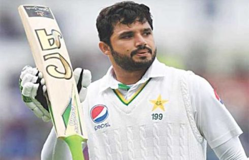 Azhar Ali announces retirement from limited-overs cricket